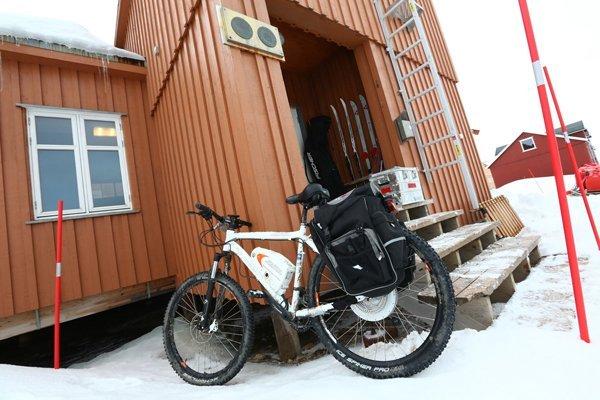 Bicicletta anti orso Rig Design