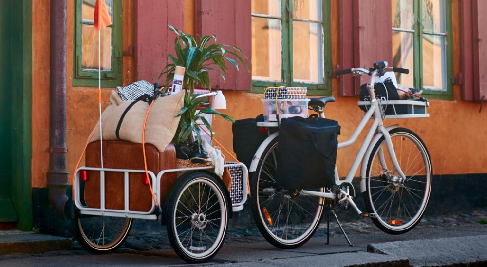 Bicicletta IKEA SLADDA, crediti IKEA
