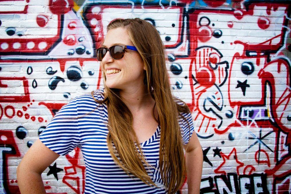 Anna Brones, foto Microcosmos Publishing