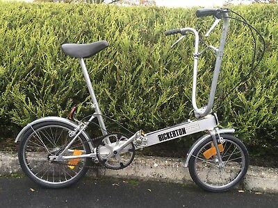 Bicicletta inglese Bickerton