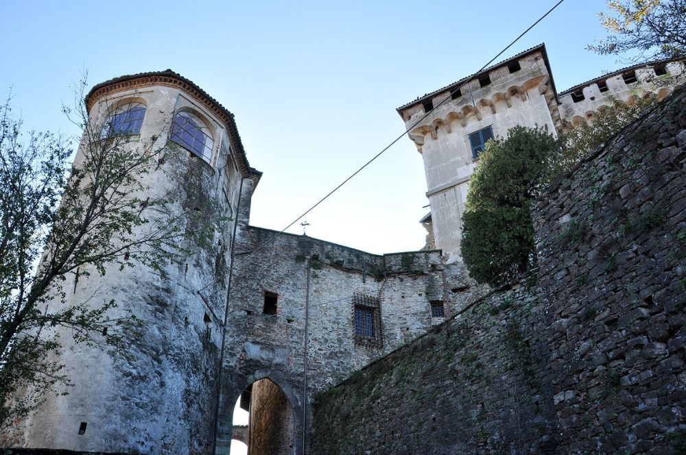 Castello Mornese, foto Raffaella Massa