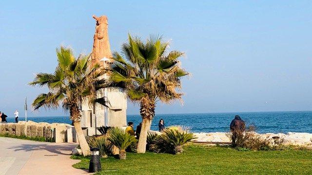 Ciclovia della Costa Picena, foto Alessandra Cortese di Itinerarilowcost.it
