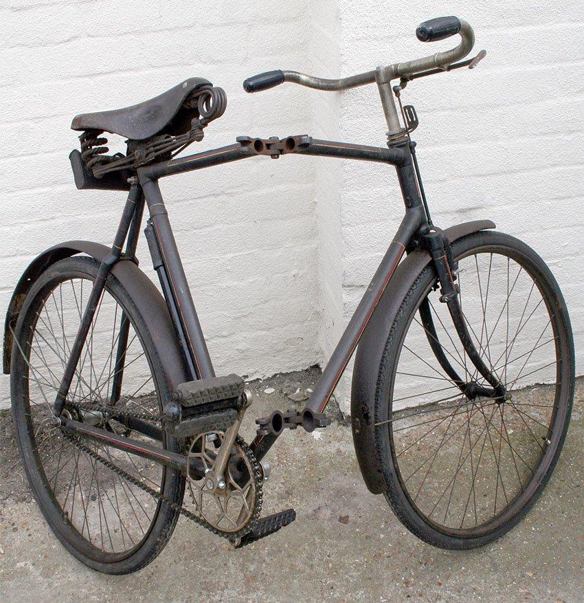Folding Military Bicycle dell'esercito britannico