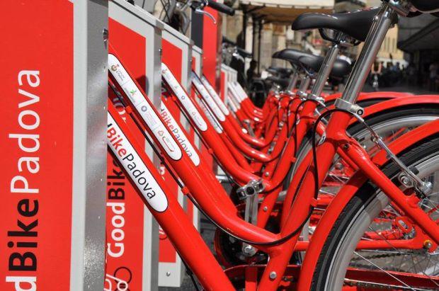 Biciclette GoodBike a Padova