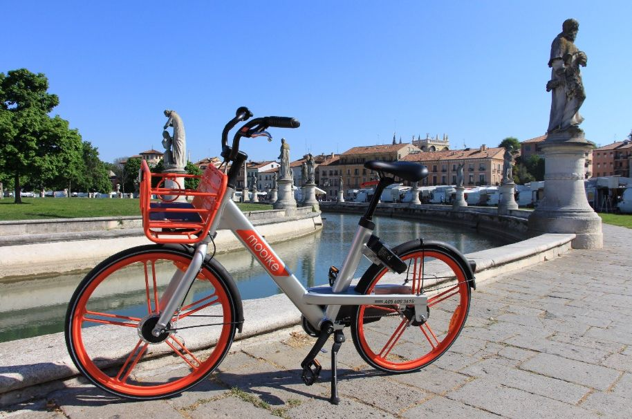 Bicicletta RideMovi a Padova